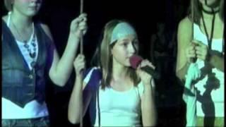 Video Vesmír (Veronika Doudová, Michal Belšán) - Dětská nota 2010