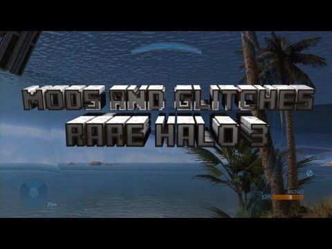 Rare Halo 3 Map Mods & Glitches In HD