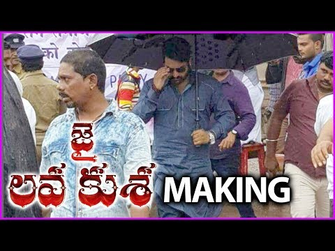 Jai Lava Kusa Movie Shooting In Pune | Jr NTR | Nivetha Thomas | Rashi Khanna