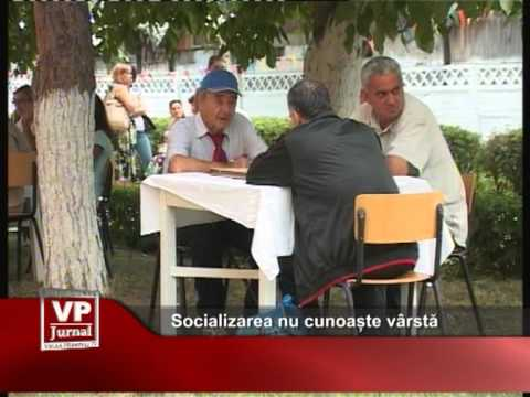 Socializarea nu cunoaște vârste