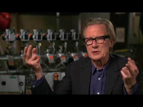 Bill Nighy - Interview Bill Nighy (Anglais)