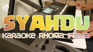 Video SYAHDU - KARAOKE RHOMA IRAMA VERSI LIGA DANGDUT MP3, 3GP, MP4, WEBM, AVI, FLV Desember 2018