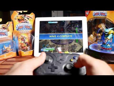 Skylanders Trap Team Tablet Edition Test [4K Deutsch]
