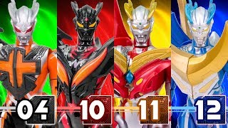 Video UltraMan Zero StrongCorona Luna Zero VS ZeroDarkness DarkLops Zero Dragon Battle Transformation MP3, 3GP, MP4, WEBM, AVI, FLV November 2018