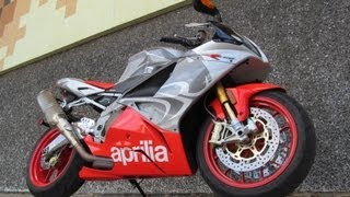 6. Used 2008 Aprilia RSV 1000R V60 Motorcycle For Sale