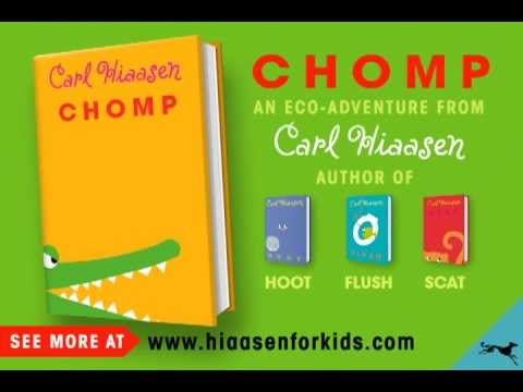 Chomp - Wahoo Cray lives in a zoo. His father is an animal wrangler, so he's grown up with all manner of gators, snakes, parrots, rats, monkeys, snappers, and more i...