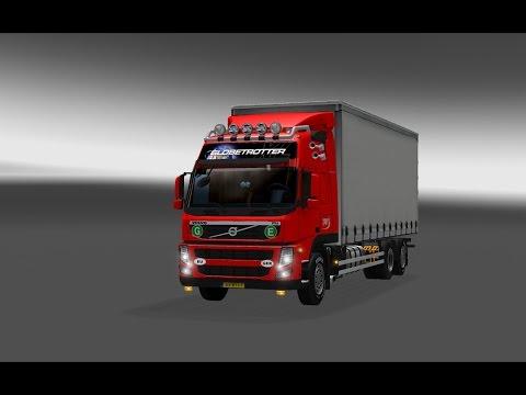 Volvo Fm13 Bdf