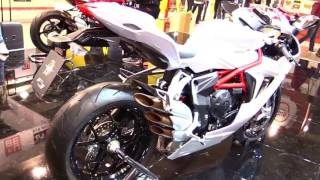 10. 2017 MV Agusta F3 675 Limited Edition Walkaround Review Look in HD