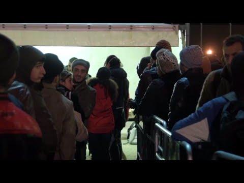 Italy: Ezadeen Cargo Ship Arrival