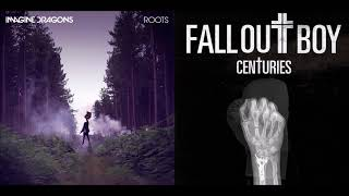 Video Centuroots - Imagine Dragons vs Fall Out Boy (Mashup) MP3, 3GP, MP4, WEBM, AVI, FLV Januari 2018