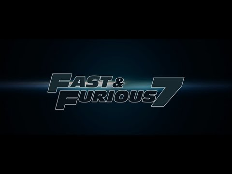 Fast & Furious 7 - Trailer Extended First Look