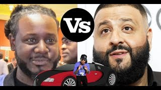 Video Dj Khaled TURNED HIS BACK on T-Pain and REPLACED HIM with Future but put him in T-Pain Bugatti MP3, 3GP, MP4, WEBM, AVI, FLV Mei 2018
