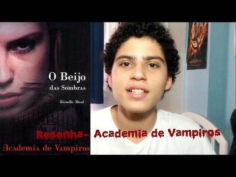 Resenha- Academia de Vampiros #01 ,Richelle Mead