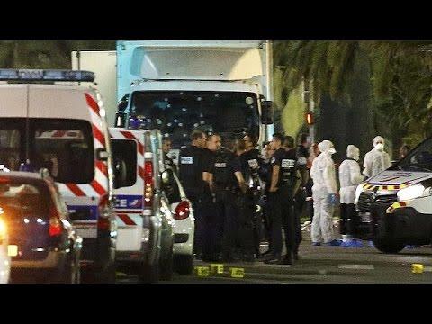 Γαλλία: Παγκόσμιο σοκ για το πολύνεκρο τρομοκρατικό χτύπημα στη Νίκαια