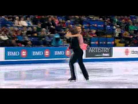 Vanessa Crone / Paul Poirier 2011 Canadian Nationals SD