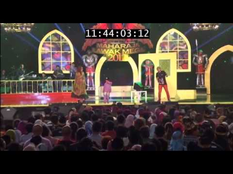 Video Maharaja Lawak Mega 2012 - Episod 10 - Part 3 download in MP3, 3GP, MP4, WEBM, AVI, FLV January 2017