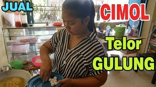 Video Salembrot jualan CIMOL dan Telor GULUNG?? | salembrot masak MP3, 3GP, MP4, WEBM, AVI, FLV April 2019