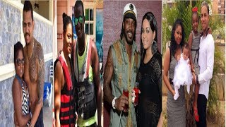 West Indies Cricketers and Their Beautiful Girlfriends and Wives 2017