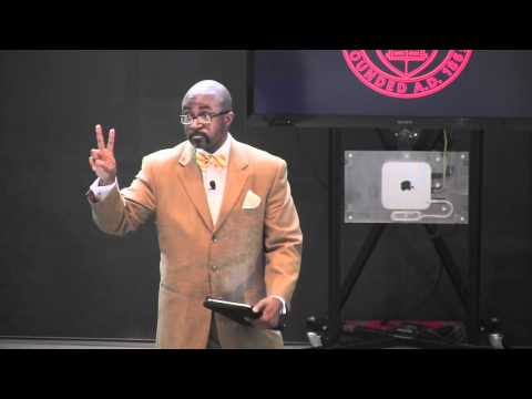 wealth - Renowned financial expert and journalist, Alfred Edmond Jr., gives a no-nonsense lecture about how to improve your financial situation and provides insightfu...