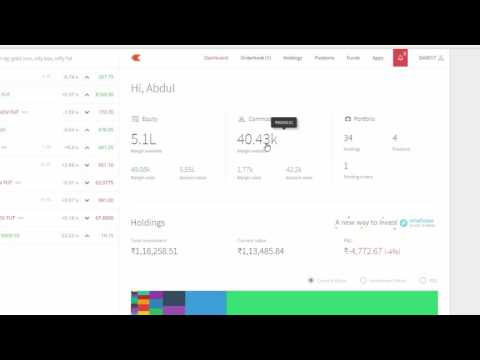 Kite Dashboard (видео)