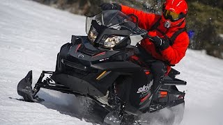 9. TEST RIDE: 2016 Ski-Doo Expedition Xtreme 800R