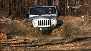 Jeep Wrangler Sport 2012 Review&Test Drive With Emme Hall By RoadflyTV