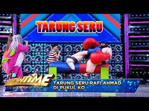 Rafi Ahmad Harus KO DI Games Tarung Seru - I'ts Show Time (29/4) видео