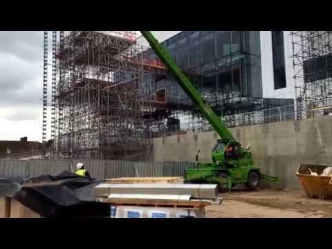 GT Lifting Merlo Roto High Reach Loading