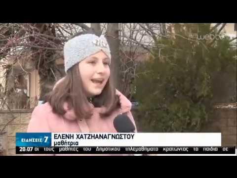 Κομοτηνή : 11χρονη γράφει παραμύθι για τον Κορονοϊό | 29/03/2020 | ΕΡΤ