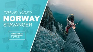 Stavanger Norway  City pictures : Our trip to Norway - Stavanger, Preikestolen [Canon 6D Video Magic Lantern]