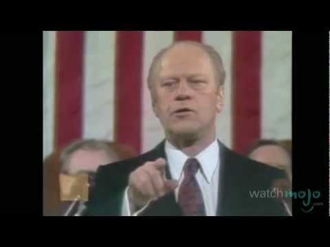 Gerald Ford Biography: U.S. President and Congressman