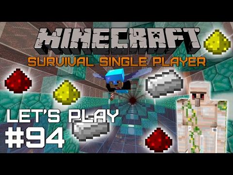 Minecraft SSP #94 — ЖЕЛЕЗО! ТАЙМЛАПСЫ! ВЕДЬМЫ! [Season 3]