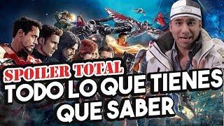 10 años de películas de Marvel resumidos en 14 minutos #SpoilerTotal