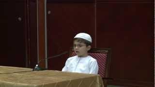 رمضان عجمان 2012 - تصفيات مسابقة القرآن الكريم