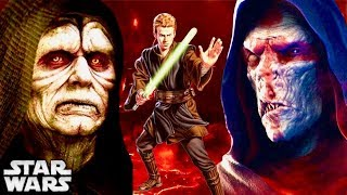Video Why Darth Plagueis Was Terrified of Anakin But Sidious Embraced and Trained Him MP3, 3GP, MP4, WEBM, AVI, FLV Juli 2018