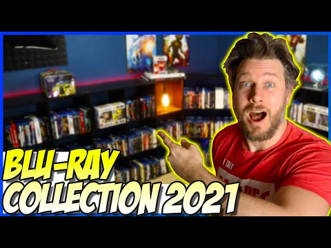 Complete Blu-Ray Collection 2021!