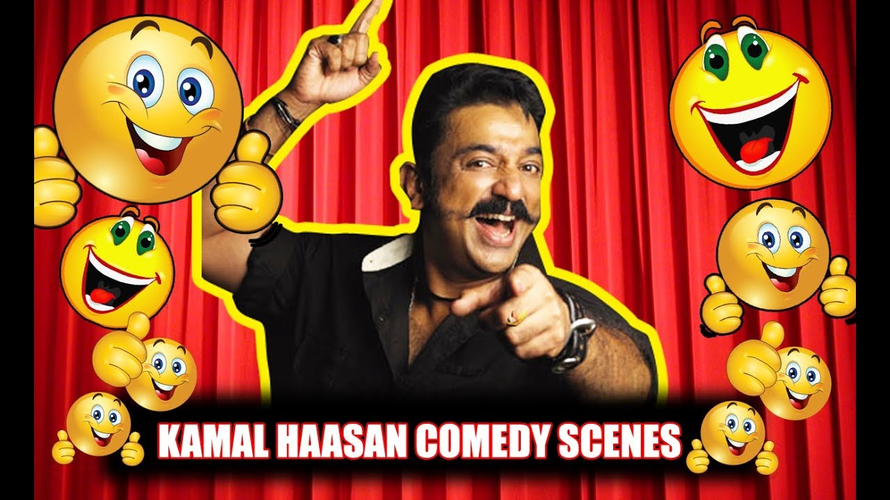 Kamal Haasan Best Comedy Scenes from Tamil Movies VOL. 1- Jukebox