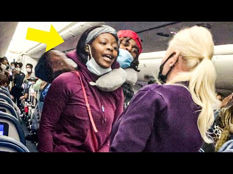 Woman Mocks Mom On Flight, Has No Idea Who She Is