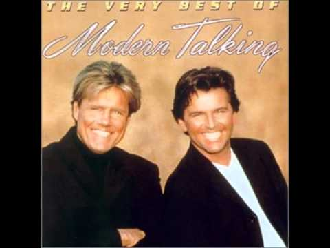MODERN TALKING - Don't Let Me Go (audio)