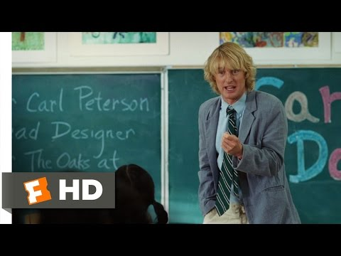 You, Me and Dupree (6/10) Movie CLIP - Career Day with Randolph Dupree (2006) HD