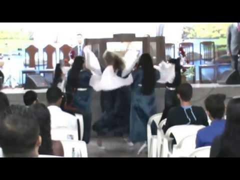 Coreografia pentecostal - Fidelidade -  ( Igreja Manancial de poder)
