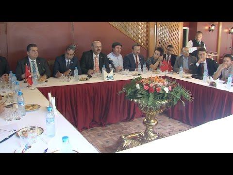 Le pdt du groupe turc de l'Assemblée parlementaire de l'UpM salue le discours Royal