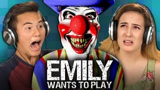 EMILY WANTS TO PLAY (Teens React: Gaming) full download video download mp3 download music download