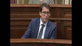 Pregunta del diputado socialista Iñaki Álvaro Lavandera