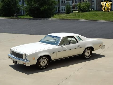 1976 Chevrolet Malibu For sale at Gateway Classic Cars STL (видео)
