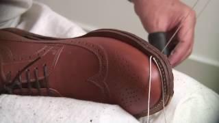 Как делается настоящая обувь? Мы уверены, Вы никогда такого не видели.