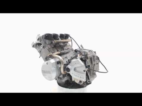 Used Engine Yamaha FZR 600 R 1994-1995 FZR600R 4JH 4MH 1994-00 184748