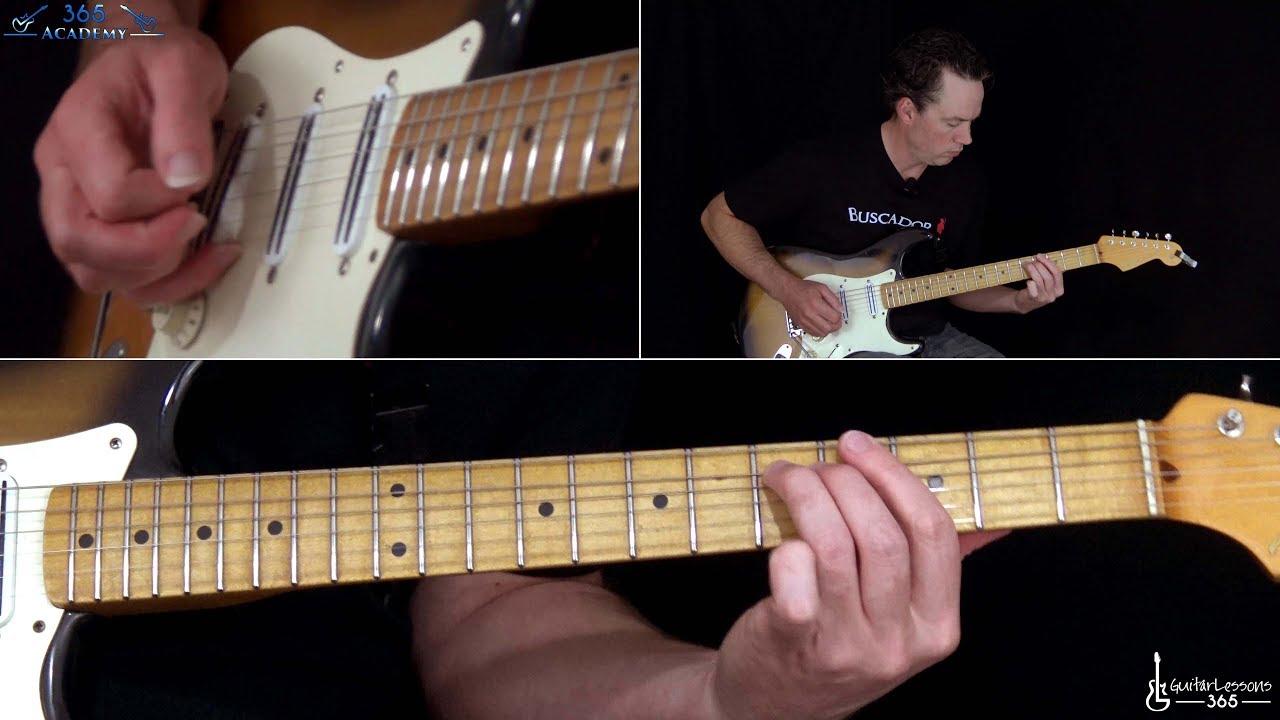 Pearl Jam – Even Flow Guitar Lesson