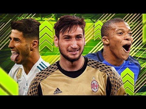 FIFA 18 САМЫЕ ПЕРСПЕКТИВНЫЕ ФУТБОЛИСТЫ 90+ (видео)