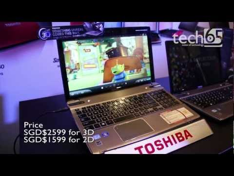 First Look: Toshiba Satellite P850